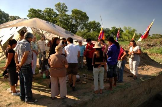 Inicio del MDP. (Foto: Nicolás Paradi / Indymedia)