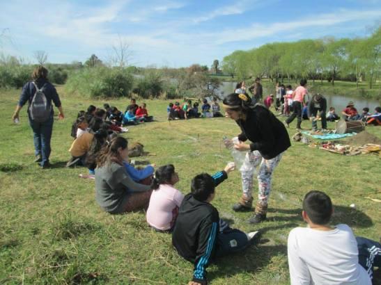 Foto de la Casa de Niños de Barracas