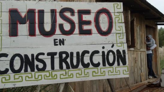 Das Museum in Argentinien ist in indigener Eigenregie erbaut worden