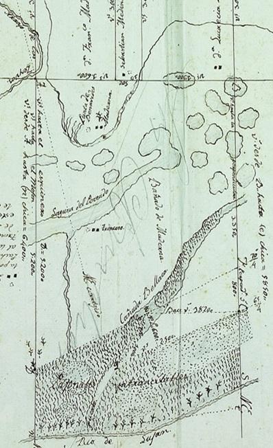 ZOOM Las Conchas 18 de la Villa 1828
